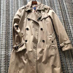 Nice trench coat